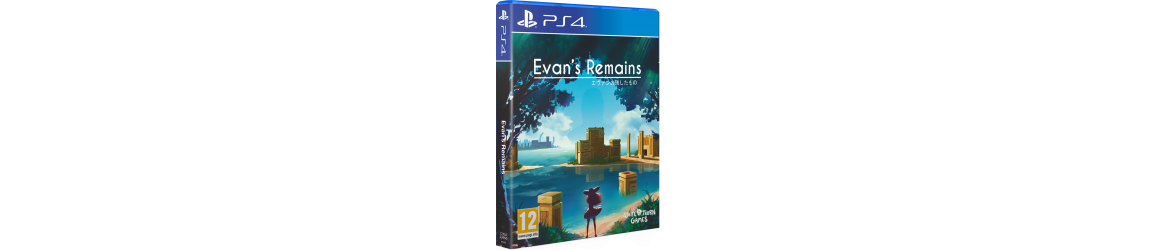 Evan's Remains PS4