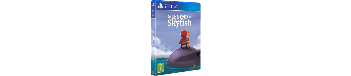 Legend of the Skyfish PS4