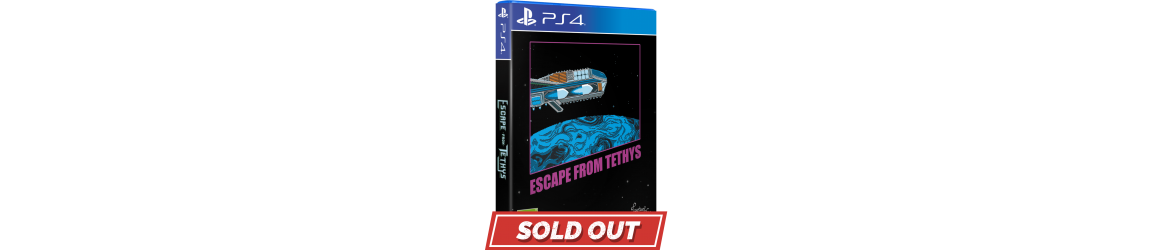 Escape From Tethys PS4