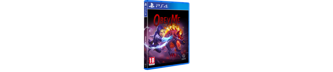Obey Me PS4 (PRE-ORDER)