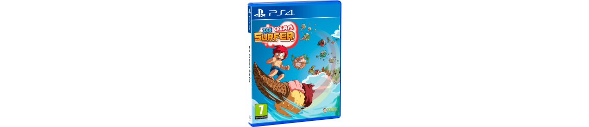 Ice Cream Surfer PS4