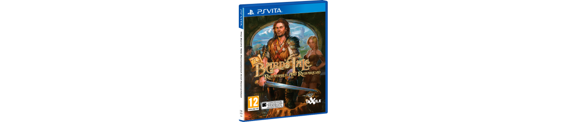 The Bard's Tale Remastered...