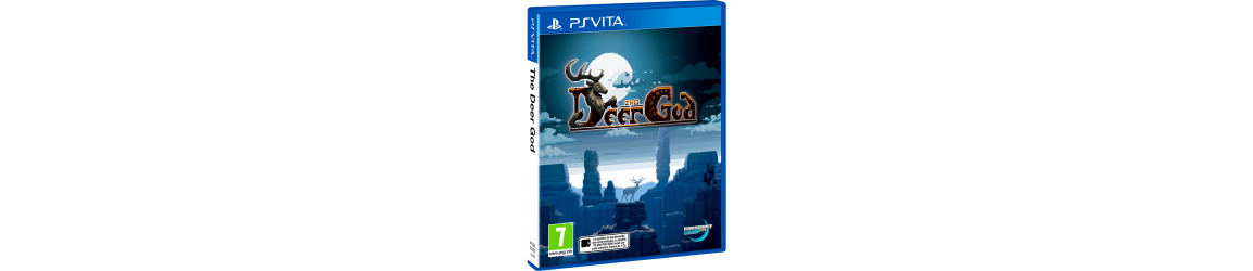 The Deer God Playstation Vita
