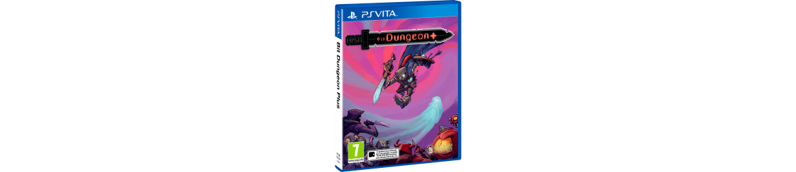 Bit Dungeon + PLAYSTATION VITA