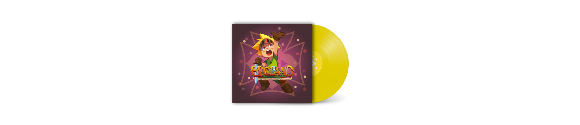 Evoland 1 Soundtrack Vinyl LP