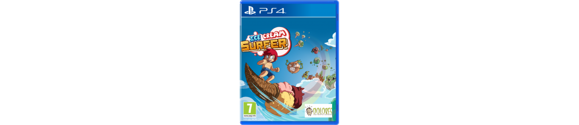 Ice Cream Surfer PLAYSTATION 4