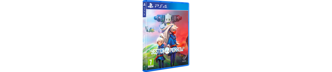 YesterMorrow PS4 (PRE-ORDER)